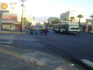 Les resquilleurs , les contrôleurs  et les égoïstes dans les bus de Casablanca dans CASABLANCA  CASARUINA 004-300x225