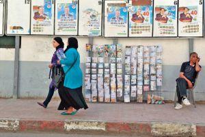 Le Maroc carnavalesque ,l'Algérie  des roses voilées et l'Espagne conjurant démocratiquement son sort elections-fleur_300_200alg1