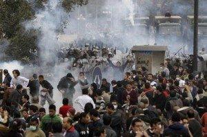 Egypte :le   peuple  leader et  le conflits des honneurs manif_egypte12-300x198